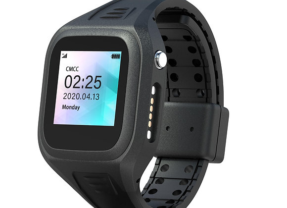PP-GPS Tracking Wristwatch