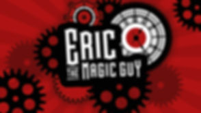 Eric The Magic Guy - Eric Kurit - Banner