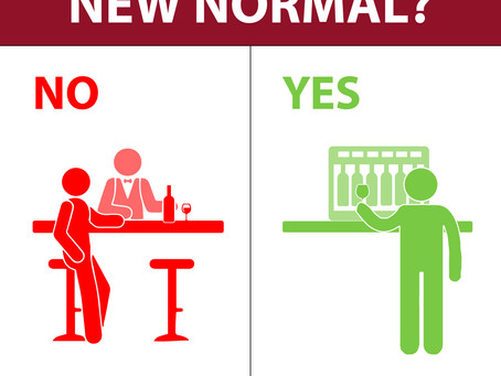 "O ""NOVO NORMAL"" NO MUNDO DO VINHO"