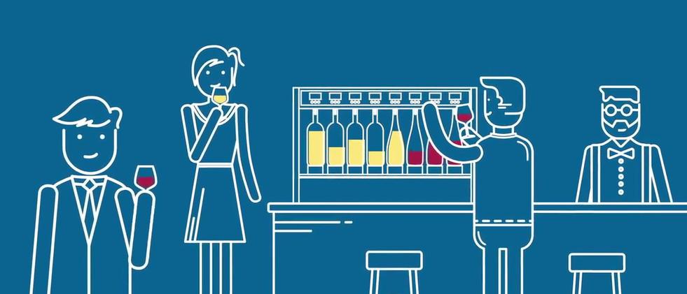 Os benefícios Wineemotion