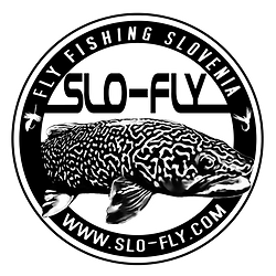 Fly fishing guiding in Slovenia