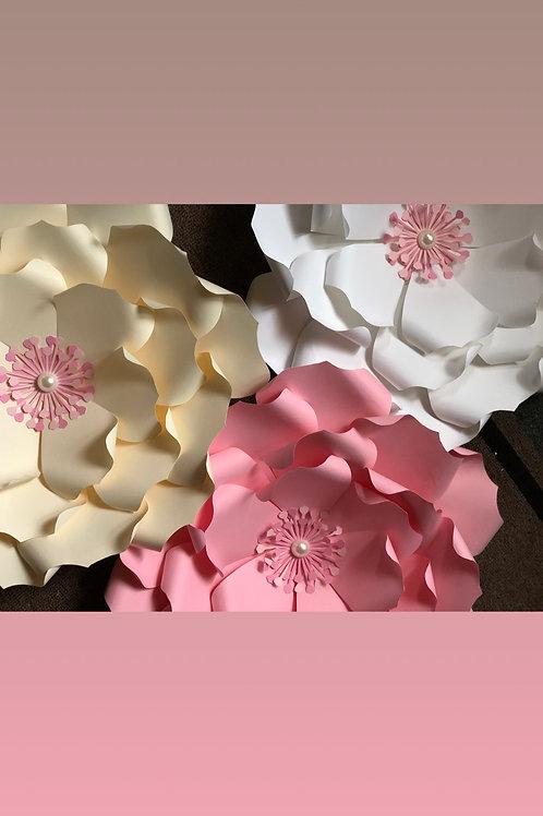 Paper Flower Sets