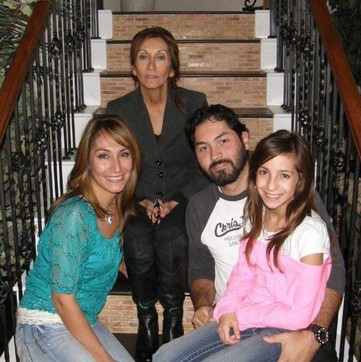 Nephew Justin and granddaughter Falyn.JP