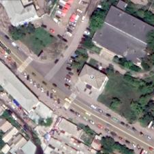Пенсионный фонд, ул. Артема, 15, м. Краснодон (нині-Сорокине), Луганська область