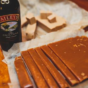 Bailey's -toffeeta ja muuta makeaa