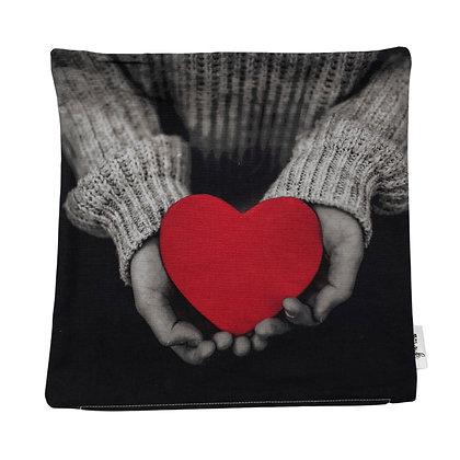 """Tyynynpäällinen """"Sydän"""""""