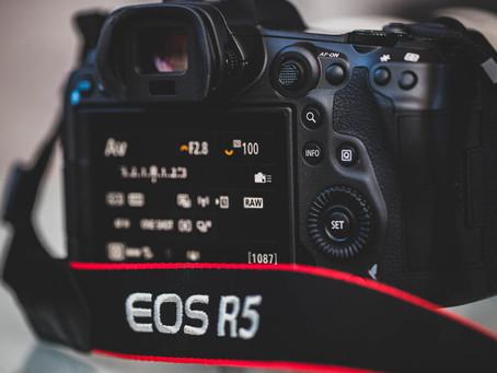 Uuden kameran ensikokemuksia