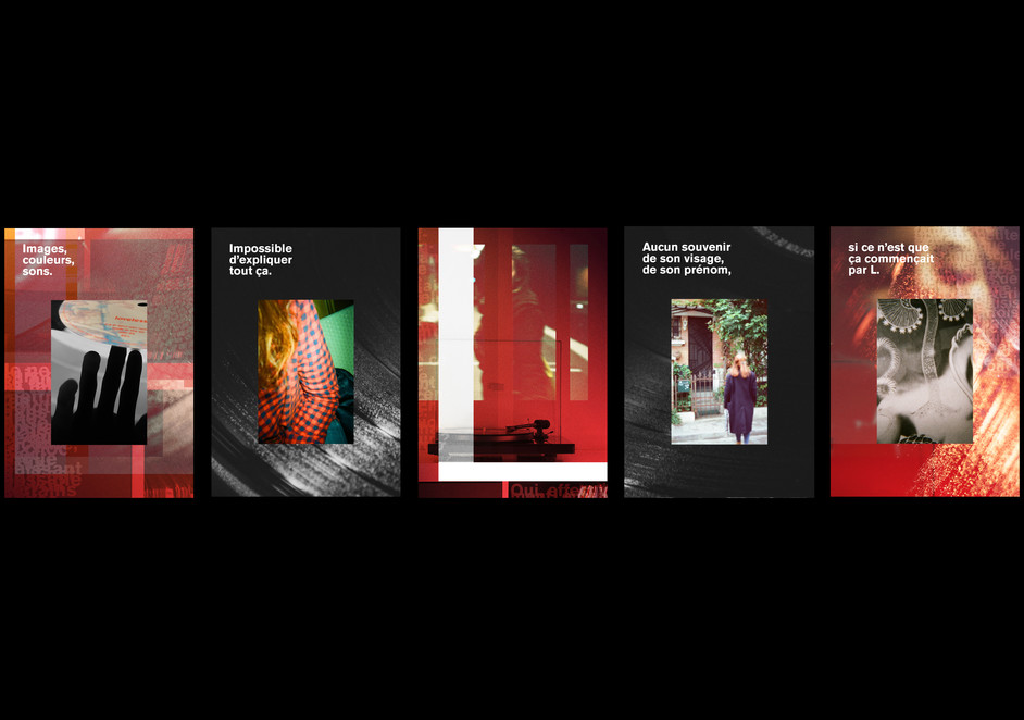 L posters serie overview
