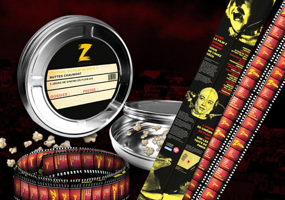 Z Festival pressbook