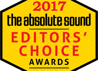 2017 The Absolute Sound Editors' Choice Award - Thank you!
