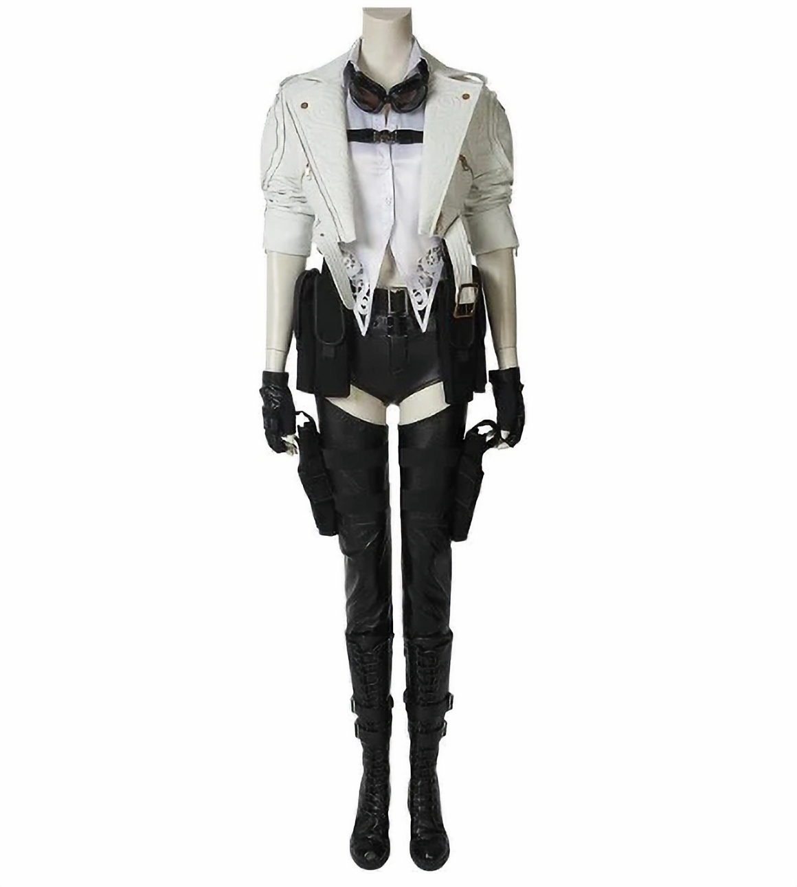 Lady Costume Cosplay Devil May Cry 5 Outfit Full Set