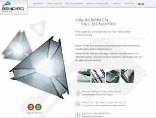 Bendiro Profile Tech kopplar Pyramid till EQ Plan för sin planering.