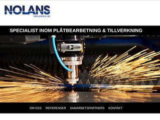EQ Plan Stand-Alone till Nolans Mekaniska