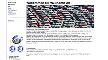Wallhamn AB - rebuilding and extending vehicles with EQ Plan
