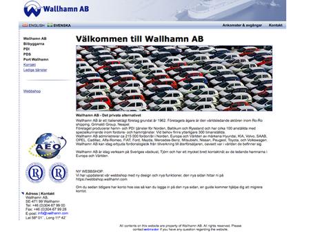 Wallhamn AB bygger om fordon med EQ Plan