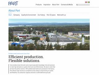 Part Construction AB runs EQ Plan and Dynamics NAV