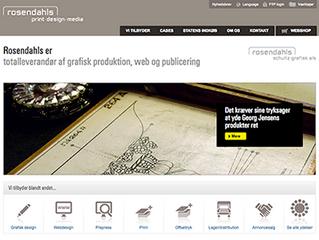 Rosendahls A/S - Print Design Media kopplar EQ Plan till Printvis