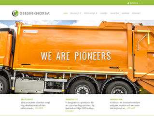 Geesinknorba installerar EQ Plan Stand-Alone