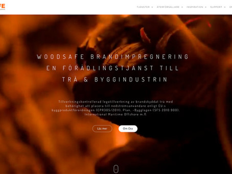 Woodsafe skyddar träprodukter med EQ Plan