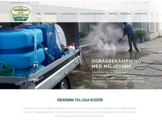 Lilla Kloster Service AB - tjänsteplanering med EQ Plan.