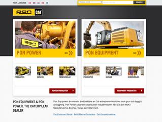 PON Equipment AB - Service & underhåll med EQ Plan.