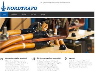 Nordtrafo AB väljer fristående EQ Plan för sin planering.