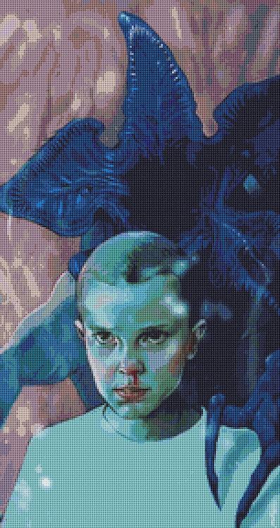 Eleven Cross Stitch  Chart - Kit - Stranger Things