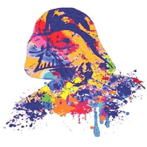 Darth Vader Cross Stitch Kit - Star Wars
