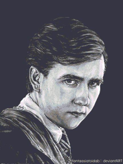 Neville Cross Stitch Chart - Kit  - Harry Potter - Kupp