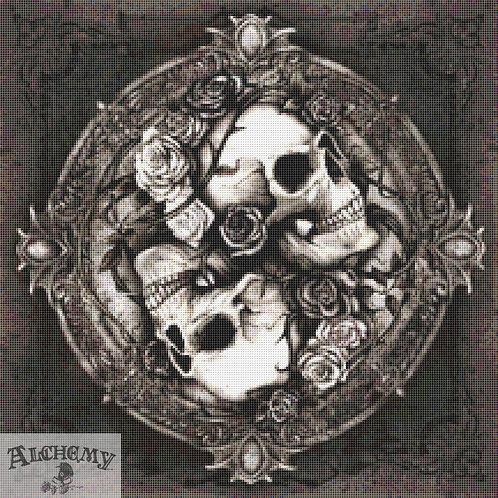 Dioscuri Cross Stitch Kit - Alchemy Gothic  - Fantasy