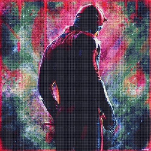 Daredevil Cross Stitch - Marvel - Andrey