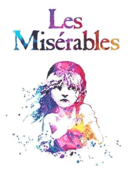 Les Miserables Cross Stitch Chart - Kit - Ideamarina