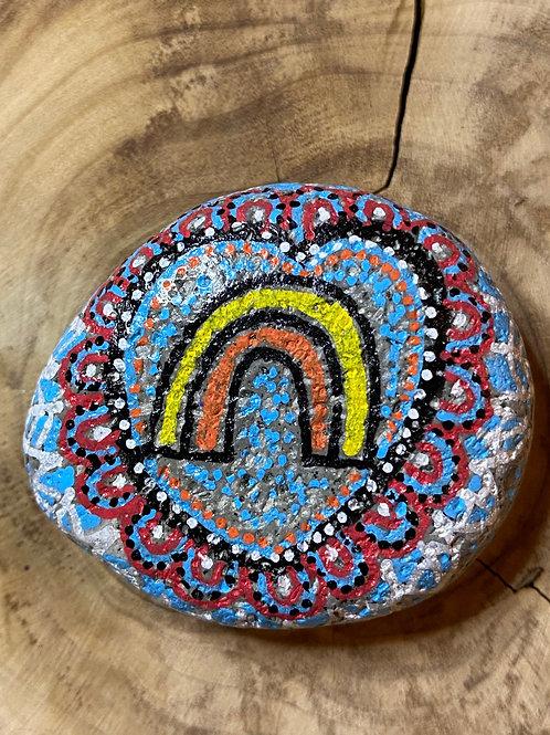 arc en ciel symbole Amérindien
