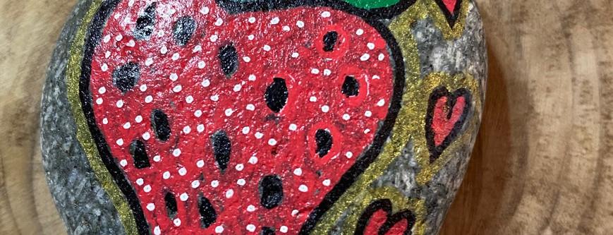 galet sacré la fraise