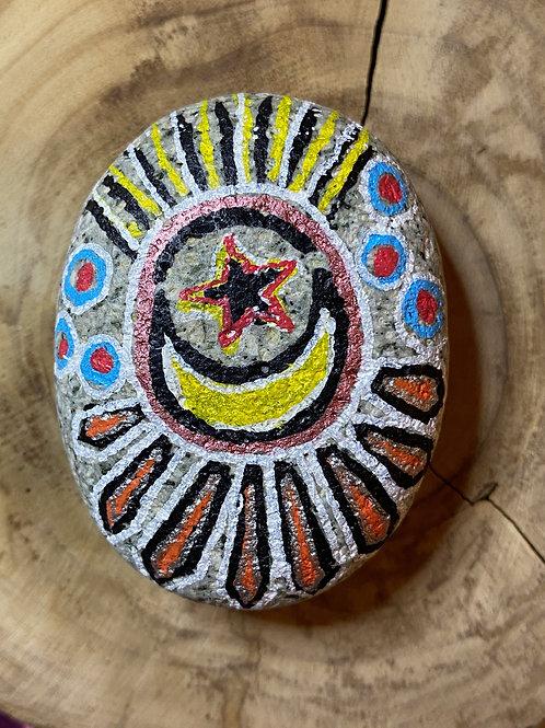Déesse, la lune symbole du cycle