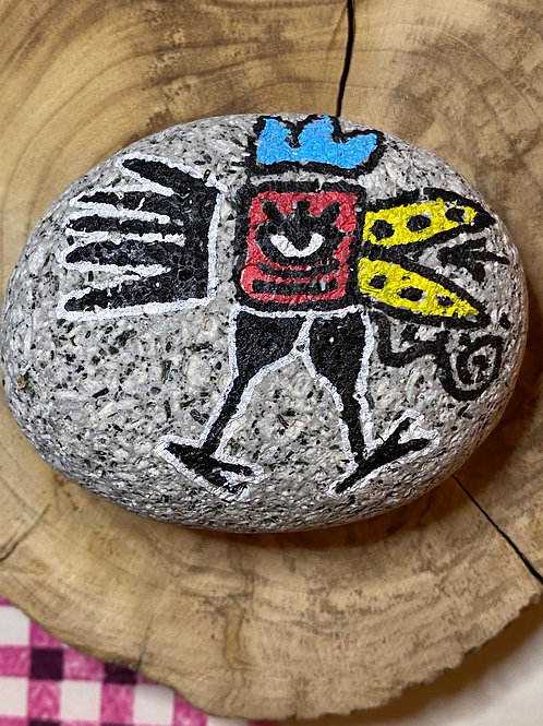 Déesse, Symbole totémique Maya