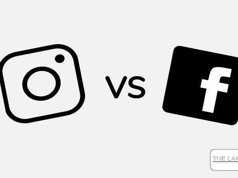Advertising: Instagram vs Facebook