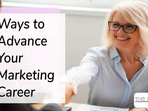 Skills To Advance Your Career in Marketing