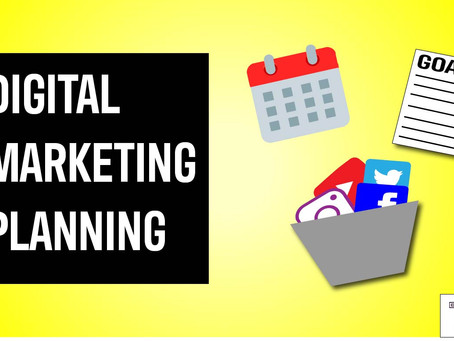 Building A Digital Marketing Plan