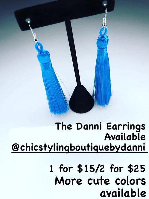 The Danni Earrings