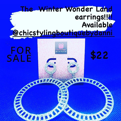 The Wonderland Earrings