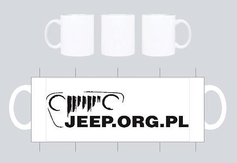 kubek jeep.org.pl bialy wz 1