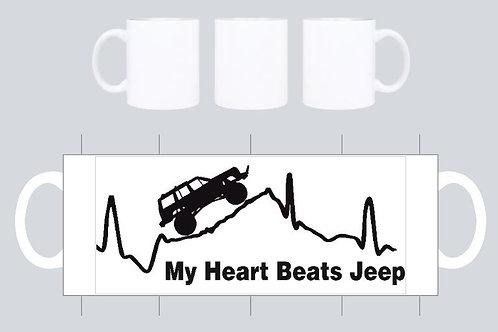 my heart beats jeep