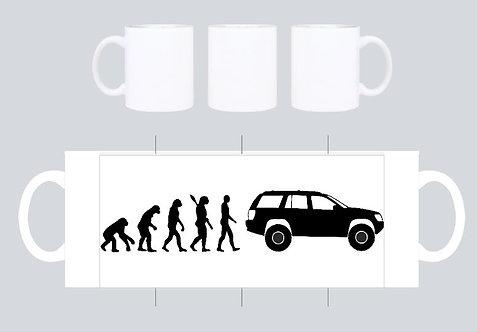 evolution wj