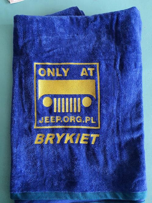 ręcznik kąpielowy jeep.org.pl z imieniem