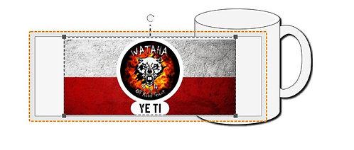 """kubek """" Wataha 4x4"""" ceramiczny"""