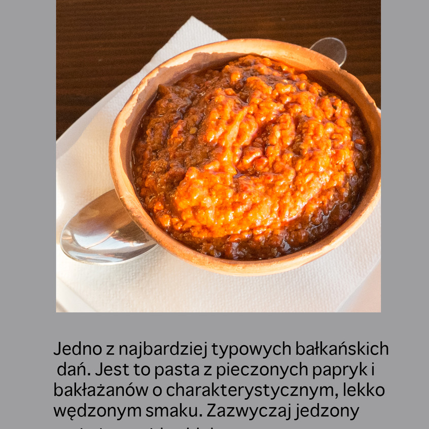 ajvar po polsku