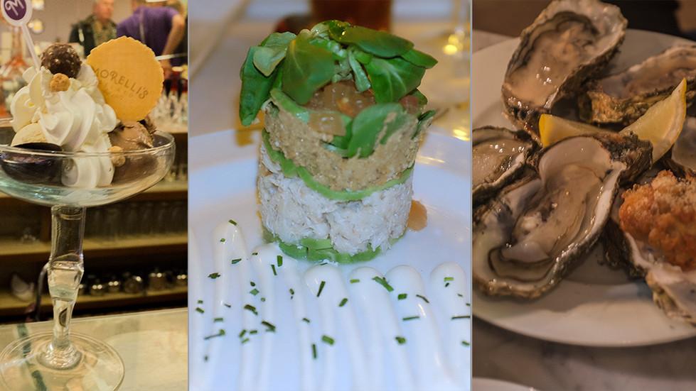 Broadstairs - seaside foodie heaven