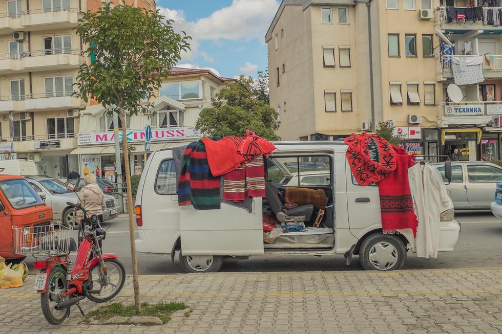 macedonia - samochody