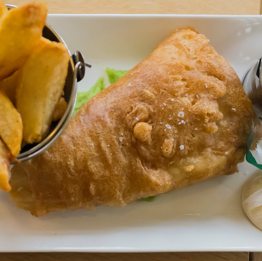 charles dickens fish and chips